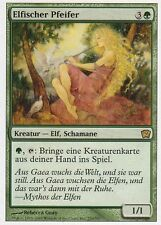 Pifferaio Pfeifer/Elvish Piper | NM | 9th Edition | Ger | Magic MTG