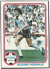 TOPPS 1980 FOOTBALL POSTER- #08-TOTTENHAM HOTSPUR-GLENN HODDLE