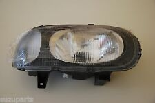 Suzuki Alto 2002-06 Head Light Lamp with motor RH off side Genuine Lumax - NEW