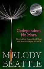 NEW Codependent No More By Melody Beattle