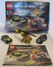 LEGO Racers #8152 Speed Chasers - 142 Pieces Ages 6-12 (Retired Set)