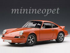 AUTOart 78057 1973 PORSCHE CARRERA 2.7 RS STANDARD VERSION 1/18 MODEL CAR ORANGE