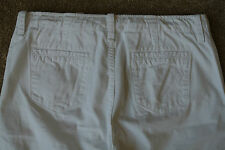 TRUE RELIGION Frayed Hems BOARD Shorts 32 NWOT$259 White! Signature Logo's