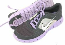 Nike Free Run 3 GS Size 5.5 512098-002 Running Shoes Sneakers