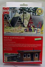 Busch 1394 Bausatz: Holz-Bungalow