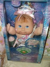 Cabbage Patch Millenium Celebration doll never removed from box