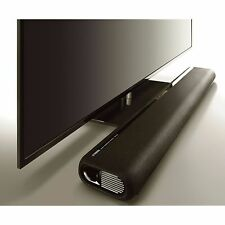 Yamaha YAS-106 Black - 5.1Ch Soundbar HDMI 4K Ultra HD Bluetooth Wireless