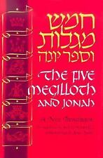 The Five Megilloth and Jonah: A New Translation  (English and Hebrew Edition) H
