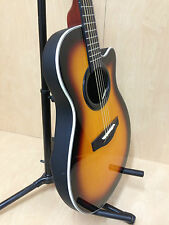 "38"" Caraya Round-back Acoustic Guitar w/Free gig bag,Extra String Set 