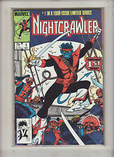 NIGHTCRAWLER  #1-4 SET