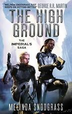 The High Ground: Imperial Saga 1 ( Advance Review )by Melinda Snodgrass 1st Edit