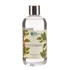 Wax Lyrical RHS Hollyberry 250ml Reed Diffuser Refill Oil BRAND NEW