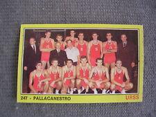 FIGURINA PANINI CAMPIONI DELLO SPORT 1970/71 # 247 - URSS - NUOVA