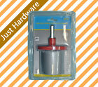 tungsten carbide gritted hole saw set 6 pcs new
