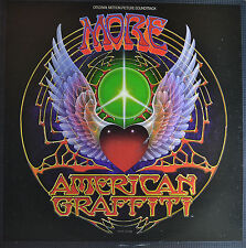 "OST - MORE - AMERICAN GRAFFITI 12"" 2 LP (Q782)"