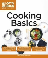 Cooking Basics by Thomas N. England and Alpha (2015, Paperback)