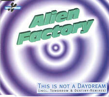 Alien factory- this is not a daydream- Maxi-CD- Generator Records - new & sealed