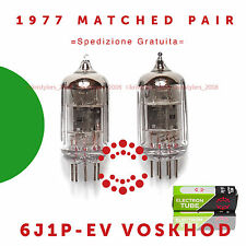 6J1P-EV 6ZH1P-EV EF95 6F32 6AK7 TUBE 1977 GOLDEN VOSKHOD VALVOLE  x2 Little Dot