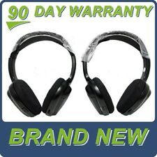 NEW CHRYSLER JEEP DODGE Wireless Headphones 02 03 04 05 06 07 08 09 10 OEM