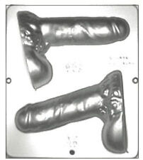 Large Penis Chocolate Candy Mold 763 NEW