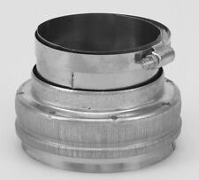 """Selkirk 243241 3VP-MFC 3"""" Pellet Stove to 4"""" Pipe Multi Fit Connector / Adaptor"""