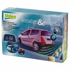 VALEO BEEP & PARK SENSOR KIT WITH DISPLAY REVERSING SENSORS 632002 KIT No 3