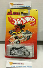 Yamaha VMAX Motorcycle * Hot Ones * RARE * Hot Wheels 2012 * W17