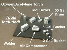 N Scale Standard Truck and Machine Shop Tools by Showcase Miniatures (45)