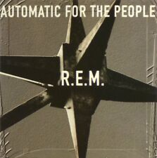 CD - R.E.M. - Automatic For The People - #A3249