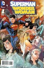 SUPERMAN WONDER WOMAN #1 NEW 2013 DC NEW 52 COMIC BOOK CHARLES SOULE DOOMSDAY 2