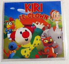 CD album PROMO Dessin animé KIRI LE CLOWN