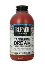 Bleach London Super Cool Colour - Tangerine Dream - SENT IN DOUBLE WALL BOX