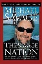 The Savage Nation by Michael Savage 2003 book