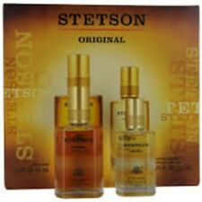 Original STETSON AFTERSHAVE & STETSON COLOGNE GIFT SET a $40 Value Free Shipping
