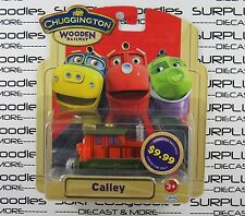 Learning Curve CHUGGINGTON Wooden Railway CALLEY #56009 fits Thomas The Train