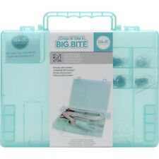 """Crop-A-Dile II Big Bite Carrying Case-Teal 6""""X8.5""""X1.25"""""""