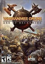 Warhammer Online: Age of Reckoning (PC, 2008) DVD-ROM GAME COMPLETE