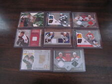 Nm-Mt Upper Deck Jersey lot of 48, Limited, Dual, High End, Quad Jersey, Rookie