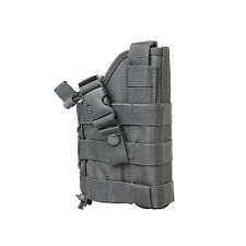 Urban Gray Color Tactical MOLLE Holster Fits WALTHER PPX PPQ P99 PPQ P22 Pistols