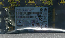 NUEVA DELL ALIENWARE 14 MARINER 256GB mSATA mini-PCIE SSD 6,0 gb/s X 110 5WVC6