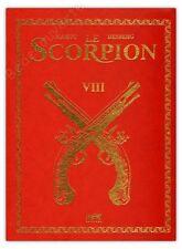 Tirage de Tete MARINI Le Scorpion 8 signé + ex-libris EAex