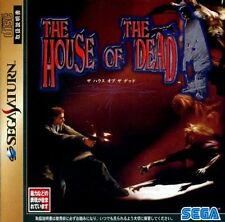 (Used) Sega Saturn The House of the Dead [Japan Import]、