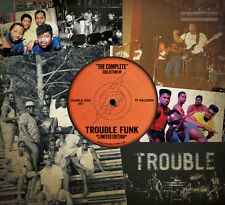 Complete Collection Of Trouble Funk - Trouble Funk (2015, CD NEUF)2 DISC SET