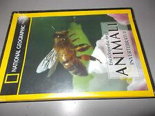 DVD N° 20 NATIONAL GEOGRAPHIC ENCICLOPEDIA DEGLI ANIMALI INVERTEBRATI II 2
