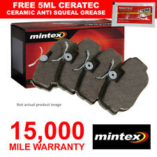 FRONT MINTEX BRAKE PADS SET FOR SMART CABRIO CITY-COUPE FORTWO ROADSTER 0.6 NEW