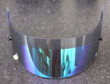 GENUINE ARAI BLUE IRIDIUM DARK TINT ANTI FOG VISOR GP-6/GP-6S/SK-6