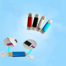 4 Color 64GB 64G USB Stick Memoria Flash De Almacenamiento U Disco Pen Regalo