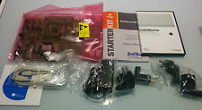 Freescale EVB9S12XEP100 CAN LIN RS232 desarrollo microcontrolador Starter Kit