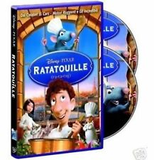 DISNEY DVD Ratatouille - nuovo (2 dvd)