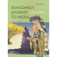 Xuanzang's Journey to India – Chinese / English, bilingual